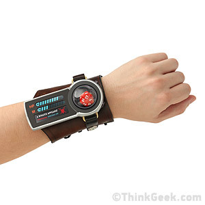 ThinkGeek's EnCounter helps you exercise in a fun way